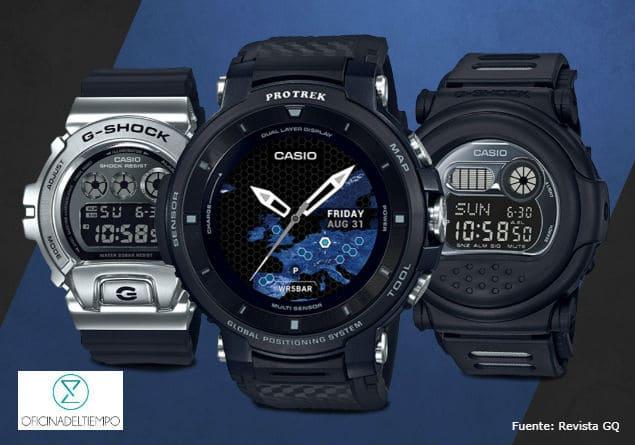 Casio destaca por ser una marca de relojes que ofrece una alta calidad a precios asequibles.