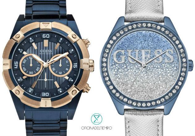 Distingue un reloj Guess original