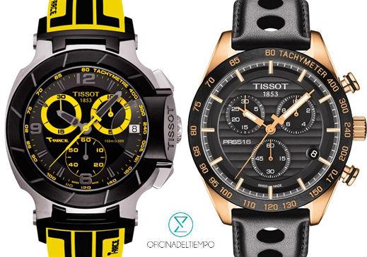 El funcionamiento de los subdiales y coronas en un reloj Tissot original son impecables
