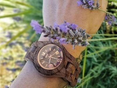 Relojes ecológicos