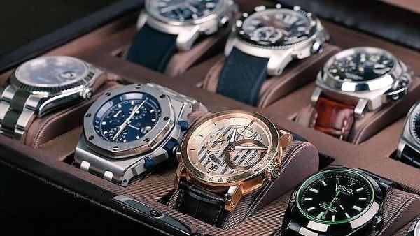 Mercado gris de relojes