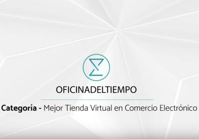 Nominados a Mejor Tienda Virtual en Comercio Electrónico en los premios #LatamDigital   Oficina del Tiempo