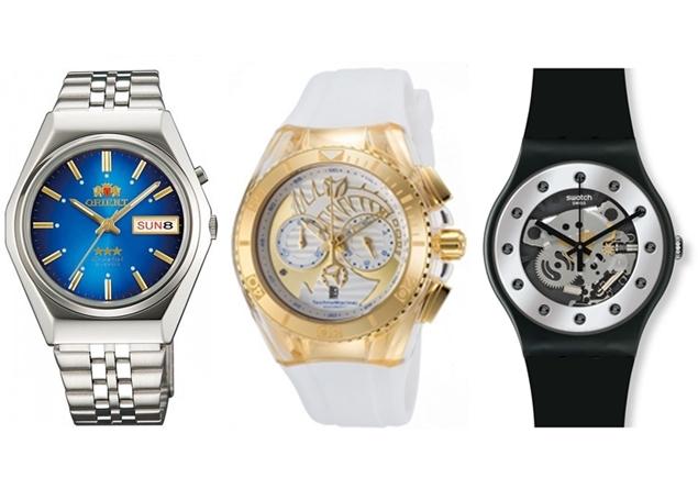 En Oficina del Tiempo encuentra tu reloj original