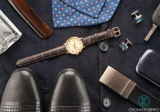 Sorprende a papá en su día con los mejores relojes | Oficina del Tiempo