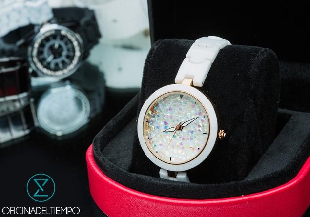Relojes originales para el mes del amor y la amistad