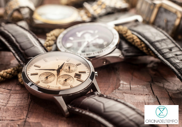 Elige el reloj ideal para cada ocasión.