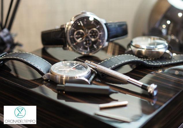 Mantenimiento de reloj de lujo
