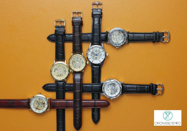 La correa también es una parte importante a considerar durante la compra de un reloj.