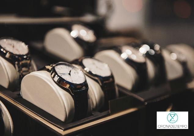 Se un coleccionista de relojes con nosotros