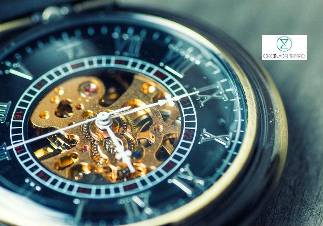 Mecanismo de reloj mecánico