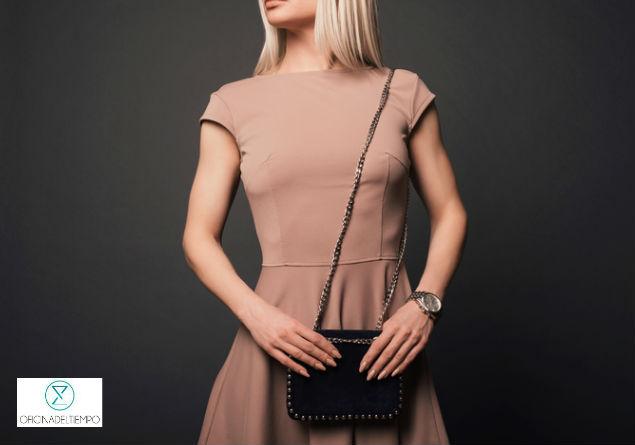Michael Kors es una marca reconocida por su elegancia y atención a los detalles.