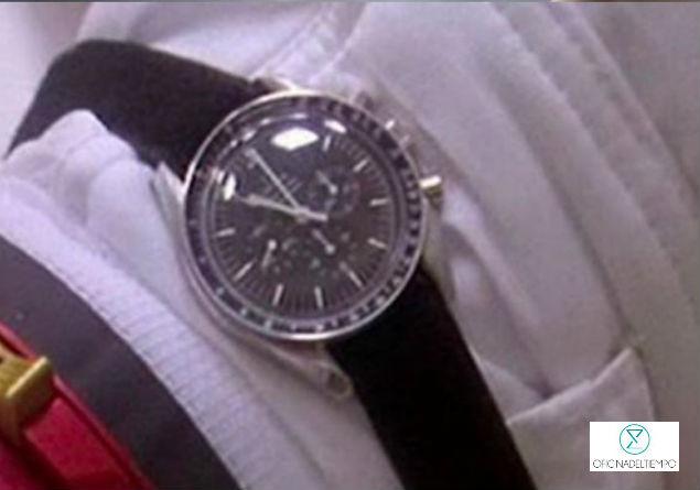 Reloj Omega Speedmaster usado por tom Hanks en usado en Apolo 13