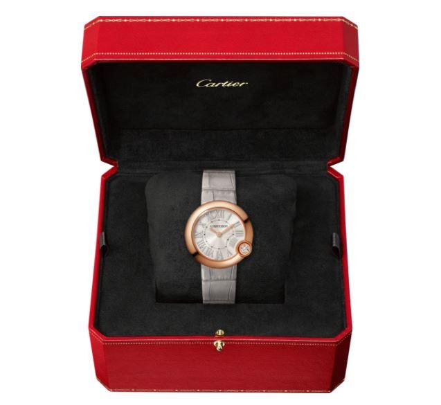 Numero de serie reloj Cartier