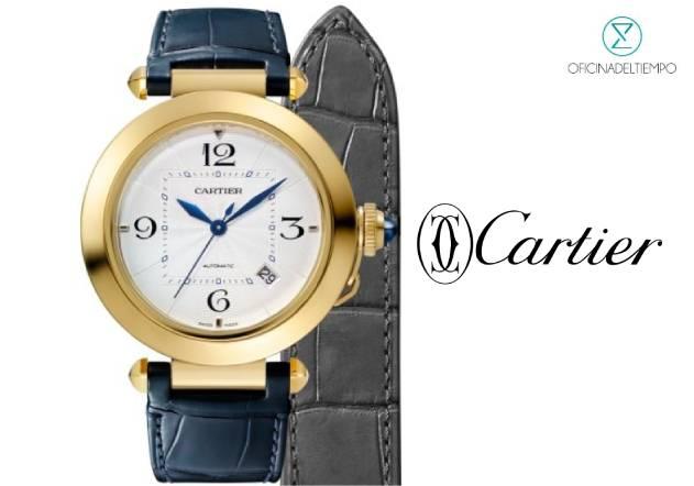 Pautas para reconocer un reloj Cartier original