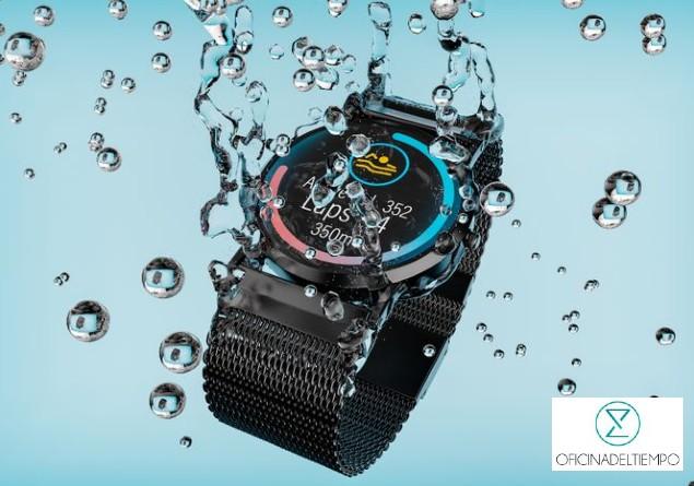Tipos de resistencia para relojes