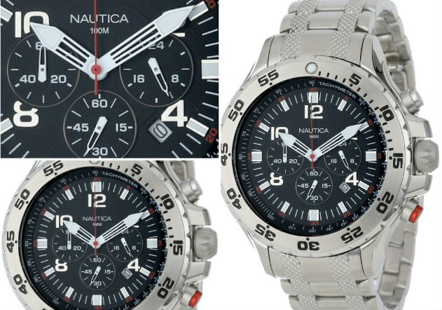 b1e1fc83f47d Como identificar un reloj Nautica original.