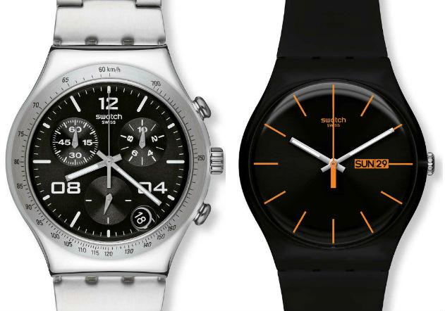 San Francisco 92b46 6be73 Como reconocer un reloj Swatch autentico.