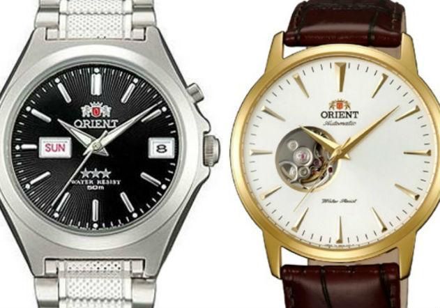 Relojes Orient clasicos