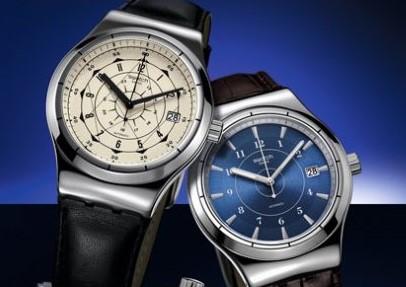 Swatch renueva el diseño del sistem51